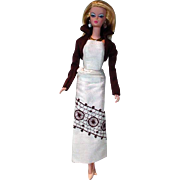 Mattel Silkstone Barbie in Randall Craig Ensemble