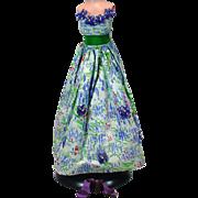 VIntage Madame Alexander Cissy Size Formal, 1950's