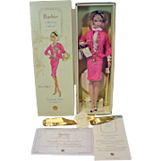 MIB Mattel Preferably Pink Silkstone Barbie