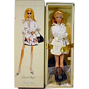 Mattel MIB Silkstone Barbie, Trench Setter, Robert Best
