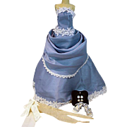 Madame Alexander Cissy Blue Danube Outfit, 1990's