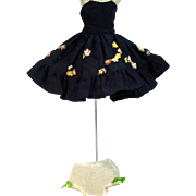 Mary Hoyer Party Dress with Panties, 1950's