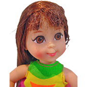Mattel 1967 Chris Doll (Tutti's Friend)