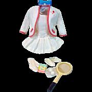 Vintage Barbie Mattel Tennis Anyone Outfit, 1962