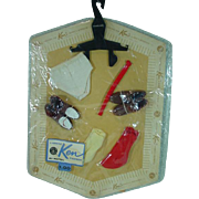 Vintage Mattel Ken Accessory Pak, 1962 NRFC