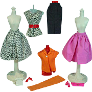 VIntage Mattel Barbie Mix and Match Separates ,1962