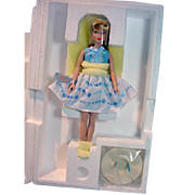 NRFB 30th Anniversary Porcelain Skipper Ltd. Ed, 1993, Mattel