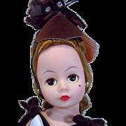 1990's Madame Alexander Cafe Rose Cissette Doll
