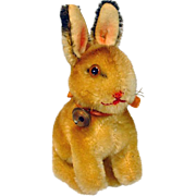 Steiff 4 Inch Rabbit, 1960's