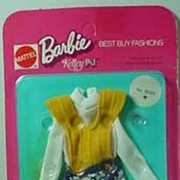 Never Removed from Box Mattel Barbie Best Buy Fashion from 1973.