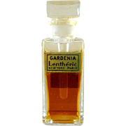 Vintage Lentheric Perfume Bottle Tester