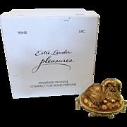 Estee Lauder Pampered Pekinese Solid Perfume - MIBB
