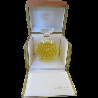 Nina Ricci Capricci Perfume Bottle Sealed with Original Satin Box