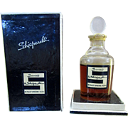 Schiaparelli Soucis de Schiaparelli Perfume Bottle with Box