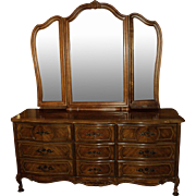 King Size French Provincial Bedroom Set, by Stanley Furniture
