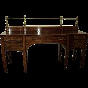 Antique Baker Mahogany Sideboard