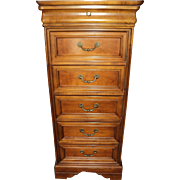 Cherry Lingerie Chest of Drawers by Lexington