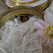 Exquisite antique French Empire style vermeil diadem , circa 1819 - 1838