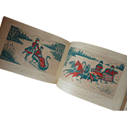 Superb vintage French embroidery album : monograms : embellishments