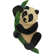 Panda Pin By French Designer Lea Stein