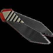 Cicada Bug Pin By French Designer Lea Stein