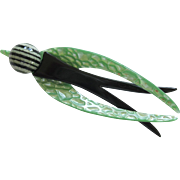 Swallow Bird Pin By French Designer Lea Stein