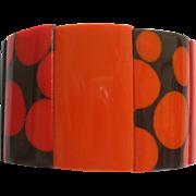 French Designed Resin Stretch Bracelet