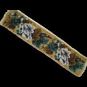 Strip Of Victorian Beadwork