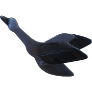 Flying Goose Or Duck Pin By French Designer Lea Stein