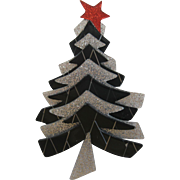 Christmas Tree Pin By French Designer Le Stein