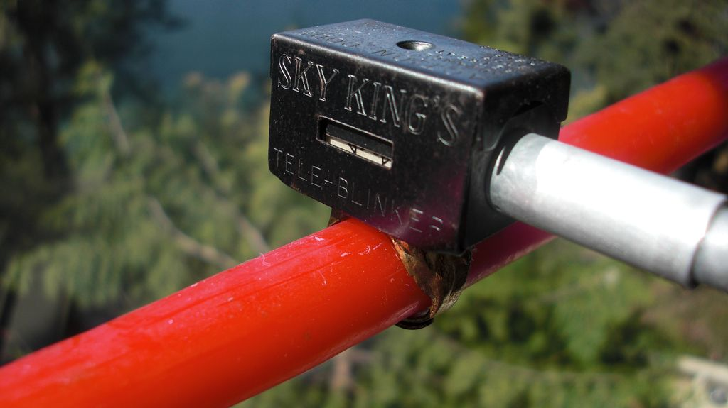 1949 Sky King Tele-Blinker Premium Ring