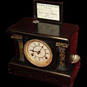 Wizard Loheide Gambling Clock Trade Stimulator 1905