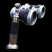 Gadget Cane with Binoculars - Birdwatchers Walking Stick 18-1900's