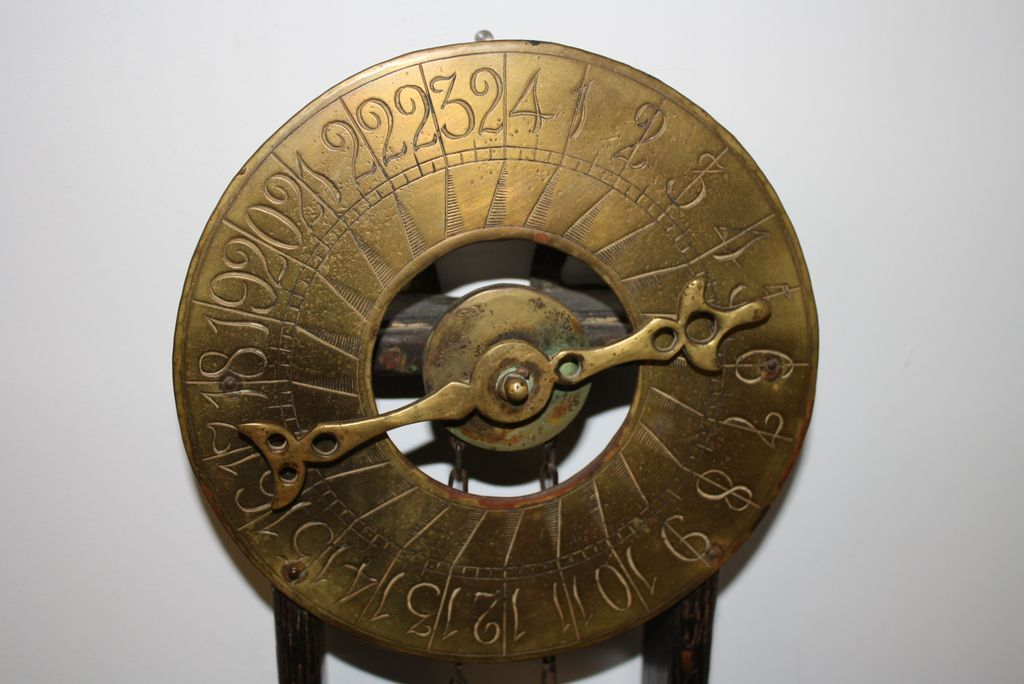 Antique Pearson Page Jewsbury Water Clock 1918 Clepsydra Sold On Ruby Lane