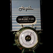 Airguide Marine Barometer Model 213-B