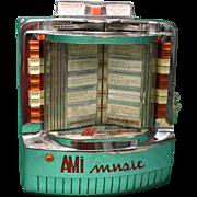 AMI WQ 200 Jukebox Wall Box  1960