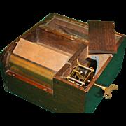 Clockwork Mechanism  Antique Fly  Trap 1910