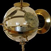 West German Sputnik Barometer Weather Station
