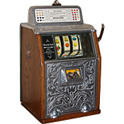 Caille Superior Slot machine 1928