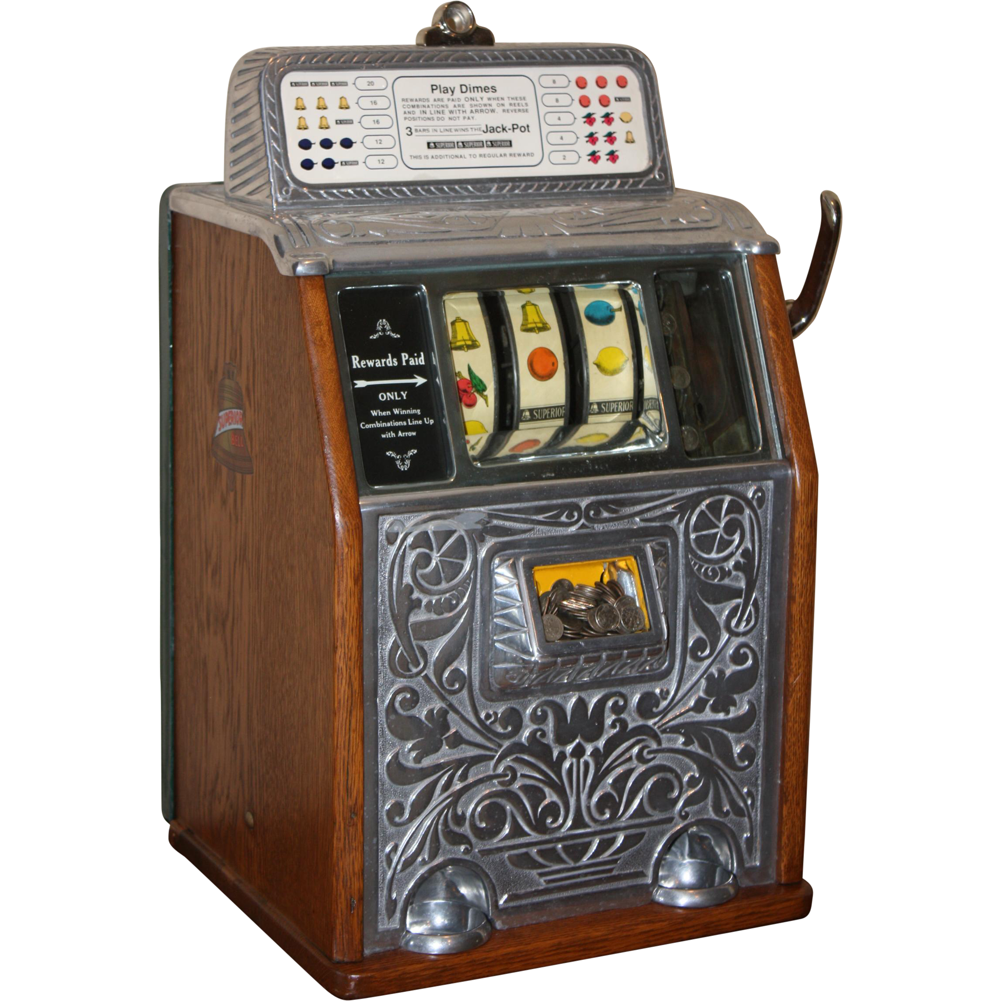 caille slot machine