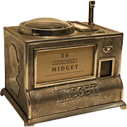Original Fey Midget Dice Machine 1920's