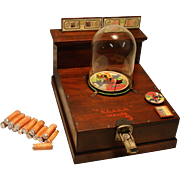 Horse Race / Dice Counter top Game  Coin-Op