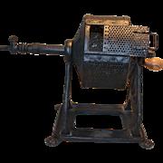 Vintage Coffee Bean Roaster  Gas  1918 Cucala Tostador