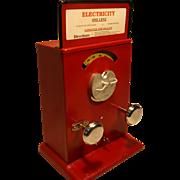 Acme El;ectric Shock Machine        Penny Arcade Electric Shocker   Advance Machine Co.