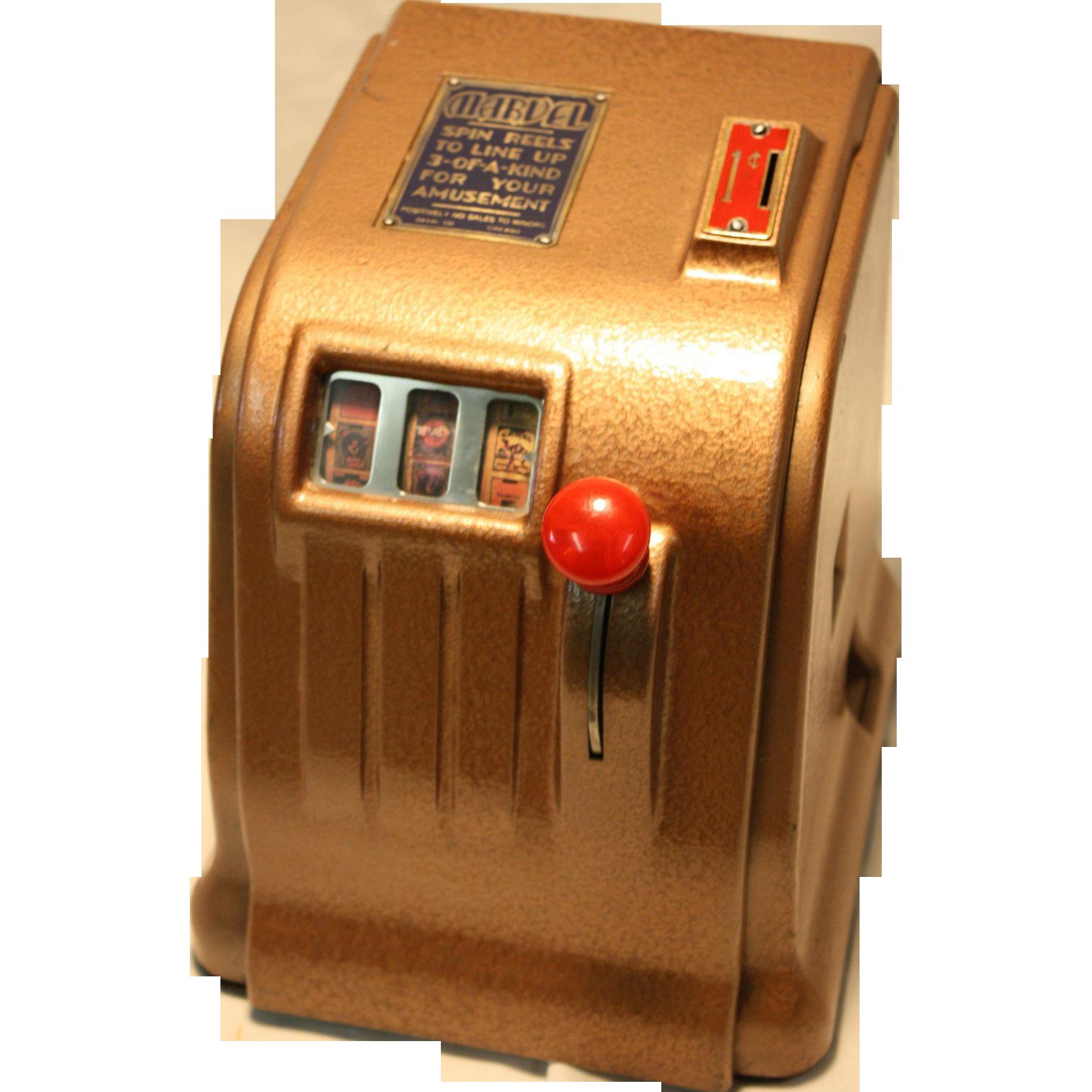 Daval Marvel  Cigar Store - Penny Arcade Trade  Stimulator