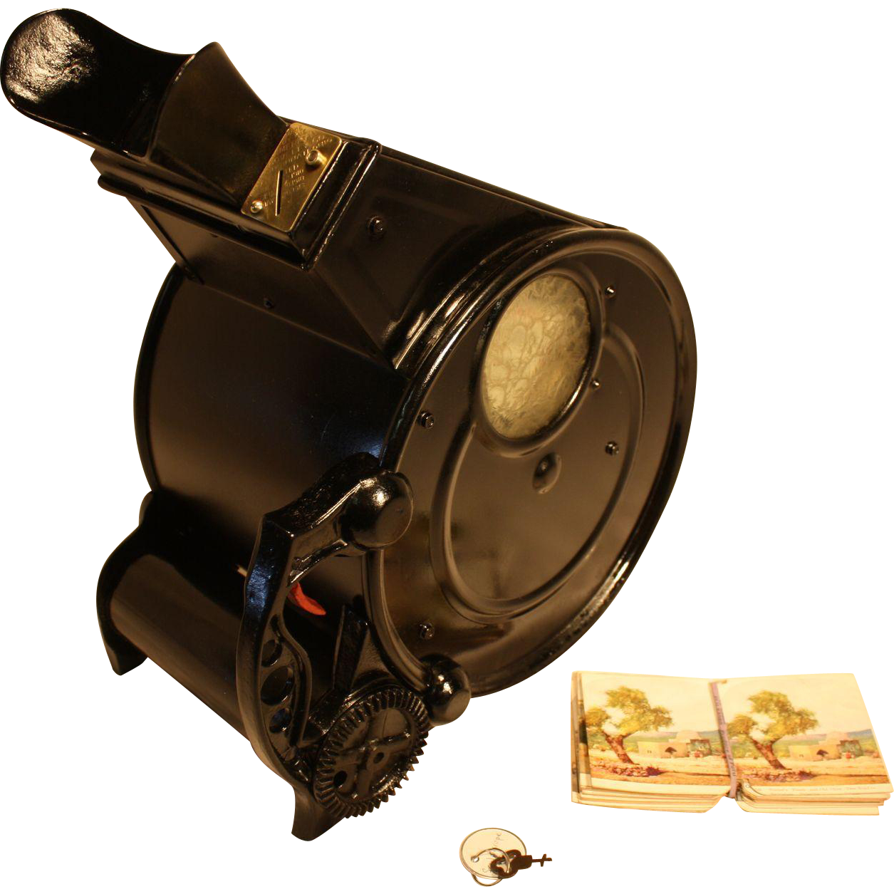 Whiting's Sculptoscope 1¢ Arcade Stereoscope Viewer