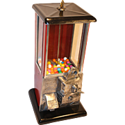 Norris Master Gumball Machine 1920's  Excellent!