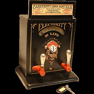 Mills Firefly Arcade Shock Machine