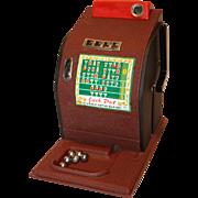 Vintage Toy Japanese Pachinko Slot Machine