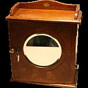 J.W. Plinston Antique Cigarette Vending Machine